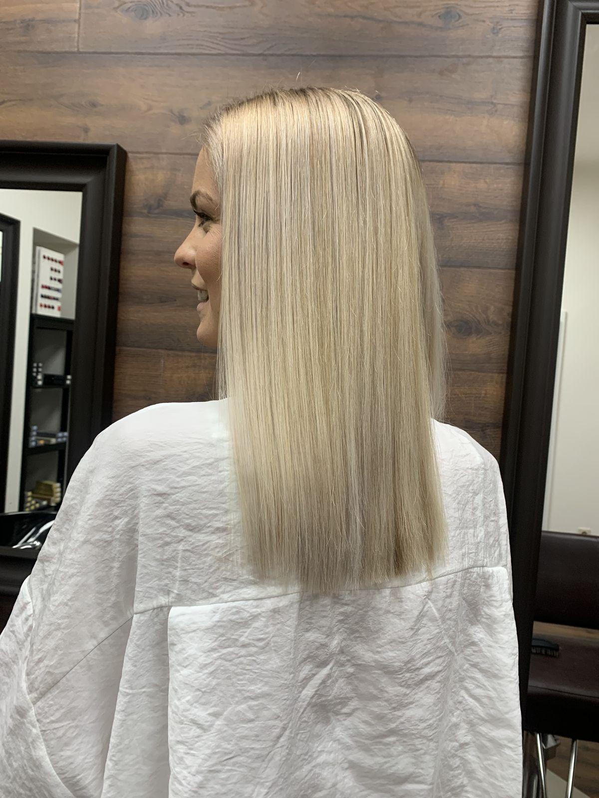 Melír blond